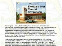 Lost Parks - Florida's Lost Tourist Attractions.