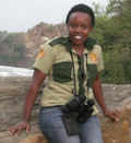 Miriam Kyasiimire - Founder of Kagera Safaris