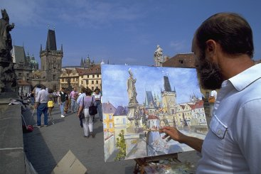 Prague, Czech Republic - Copyright TravelNotes.org