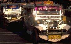 Jeepnies, by Michel Guntern