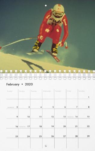2020 Travel Notes Calendar
