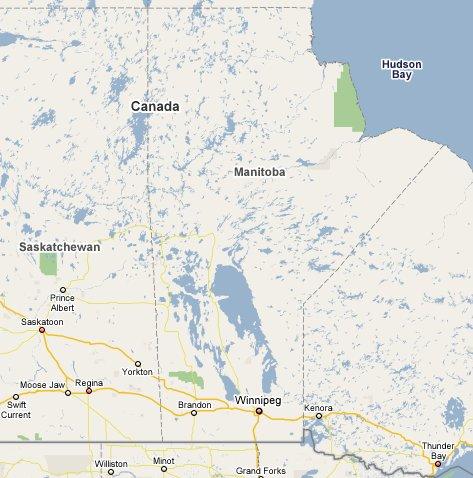 Manitoba Travel Guide 1800Canada Part of TravelNotesorg