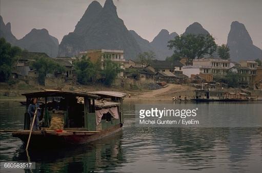 Li River and Limestone Peaks