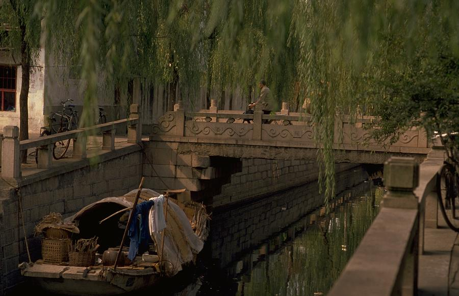 Suzhou Canals in China Travel Photography