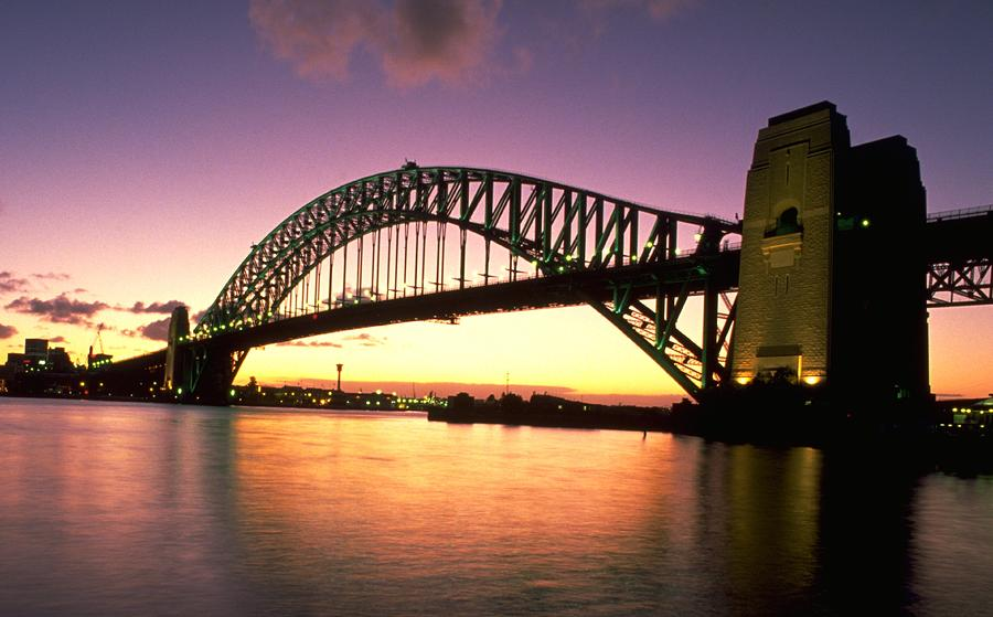 Sydney Harbour Bridge NSW, Australia Travel Photography