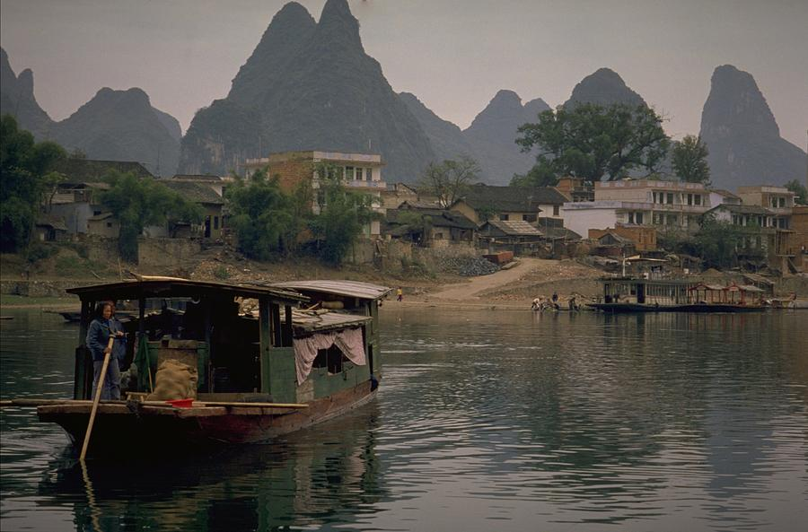 Guilin and Yangshuo Chinese Limestone Peaks Travel Photography