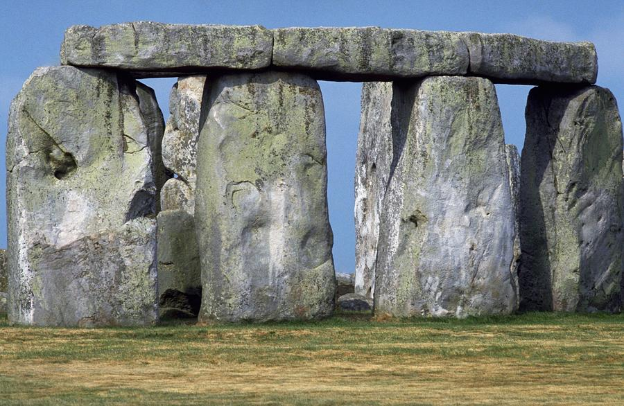 Stonehenge, UNESCO World Heritage Site Travel Photography