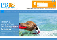 PBS International Pet Travel