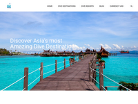 Asia Diving Vacation - Blog